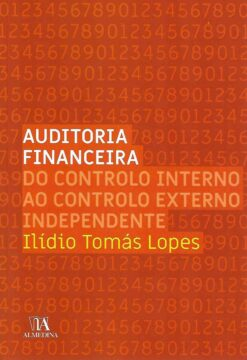 Capa do Livro Auditoria Financeira do Controlo Interno ao controlo externo independente
