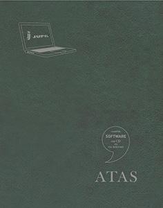 Livro de Atas A4 digital Jufil 60 Folhas