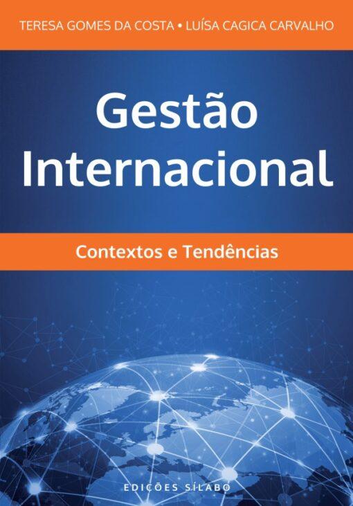 Capa do livro Gestao Financeira Internacional Contextos e Tendencias