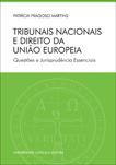 Capa do livro Tribunais Nacionais e Direito da União Europeia