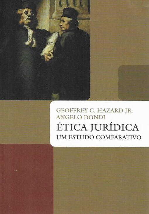 capa do livro etica juridica