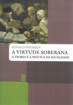 capa do livro a virtude soberana