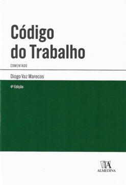 capa do livro codigo do trabalho comentado