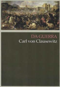 capa do livro da guerra