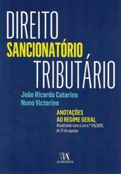 Capa do livro Direito Sancionatório Tributário