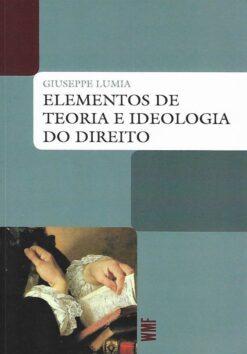capa do livro elementos de teoria e ideologia do direito