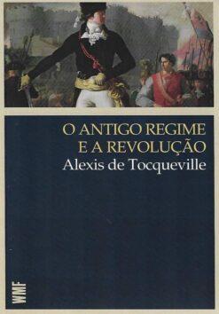 capa do livro o antigo regime e a revolucao