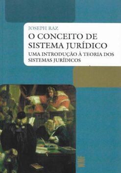 capa do livro o conceito de sistema juridico