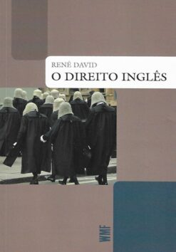 capa do livro o direito ingles