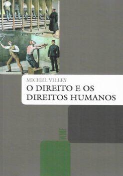capa do livro o direito e os direitos humanos