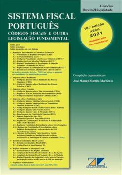 Capa do livro Sistema Fiscal Português