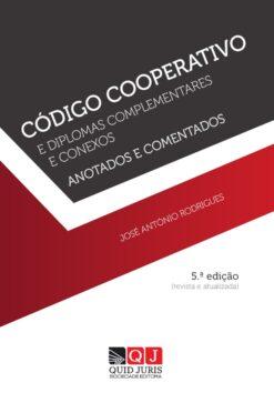 Capa do Livro Código Cooperativo