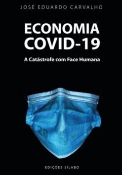 Capa do livro Economia Covid-189