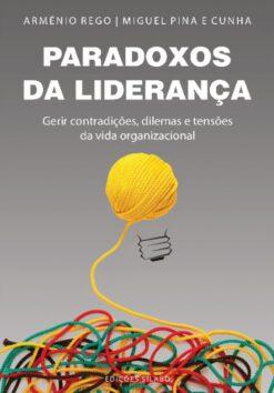 Capa do Livro Paradoxos de Liderança