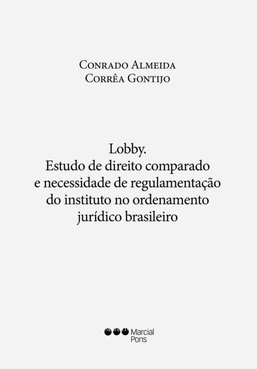 Capa do Livro Lobby