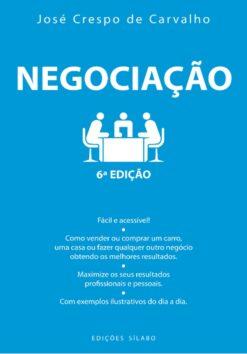 Capa do livro Negociação