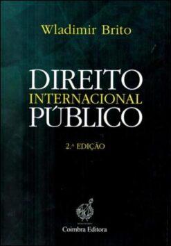 Capa do Livro Direito Internacional Público