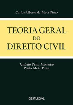 Capa do Livro Teoria Geral do Direito Civil